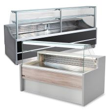 Refrigerated Serve Over Counters / Bars