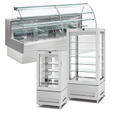 Cake Display Fridges And Counters