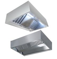 Commercial Extraction Canopies/Commercial Extractor Hoods
