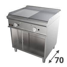 Planchas À Gaz / Électriques Pro Chefook Série 70