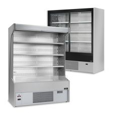 Cervinia Multideck Display Fridge Optionals chefook