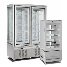 Kühlvitrinen   Vertikale Kühlvitrinen