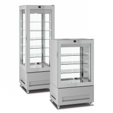 Vertikale Kühlvitrine Für Konditoreien
