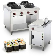 Asian Catering Equipment by Chefook