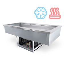 Refrigerated Drop In / Bain Marie Well