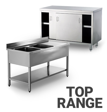 AISI 304 Stainless Steel TOP Range Furniture