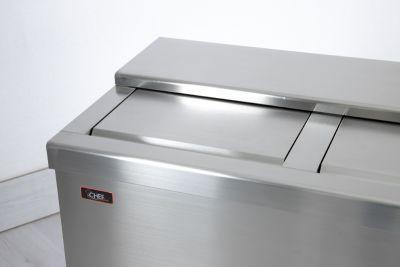 Dettaglio 4 Refrigeratore Bibite Orizzontale a Pozzetto