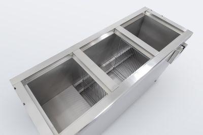 Dettaglio 7 Refrigeratore Bibite Orizzontale a Pozzetto