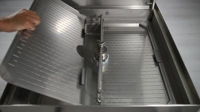 Dettaglio Lavastoviglie a Cappotta Professionale Chefline 4
