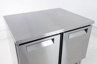 dettaglio-saladette-piano-acciaio-chs2p-3