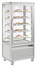 Vertical Patisserie Display Fridges (+4°C/+10°C) (+39,2°F/+50°F)