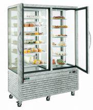 Vertical Patisserie and Ice Cream Display Fridges