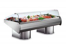 Nettuno Fish Display Counter Optionals