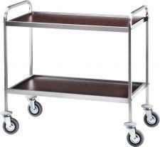 Stainless Steel Service Trolleys
