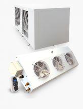 Split-Aggregate für Kühl- und Tiefkühlzellen