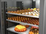 Commercial Upright Bakery Fridges (60 x 40 cm - 23,6 x 15,7 in)