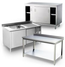 Stainless Steel Commercial Furniture