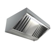 Wall Mounted Extractor Hoods Snack Series