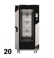 Fours Mixtes Électriques/Gaz Pro Restaurant 20 Niveaux