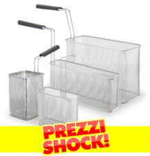Professional Pasta Cookers' Baskets - Best Prices