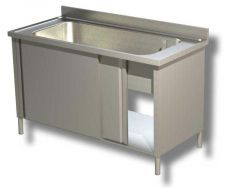 AISI 304 Stainless Steel Pot Wash Sinks