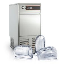 Commercial Ice Machines - Hallow Ice Cube