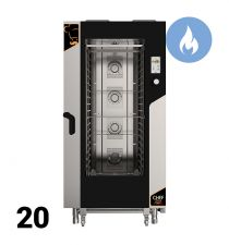 Commercial Gas Ovens For Restaurant 20 Trays