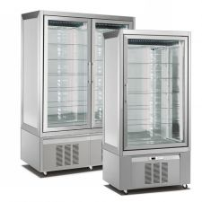 Vertical Patisserie Display Fridges Classic Line