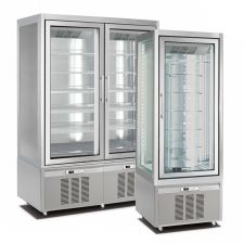 Vertical Ventilated Cake and Ice Cream Display Fridges/Freezers Classic Line
