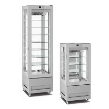 Vertical Ventilated Cake and Ice Cream Display Fridges/Freezers Top Line