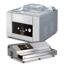 Commercial Vacuum Packing Machines For Food and Food Tray Sealing Machines
