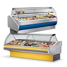 Refrigerated, Heated And Neutral Serve Over Counters Salina