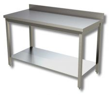 TOP Stainless Steel Work Tables With Undershelf