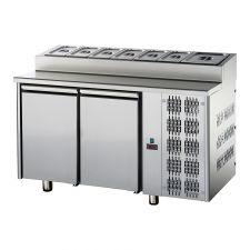 Kühltisch – Belegtisch Tiefe 70 cm - GN1/1 mit Aggregat