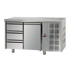 Kühltische – Normalkühlung mit Aggregat