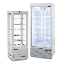 Upright Ice Cream Display Freezers