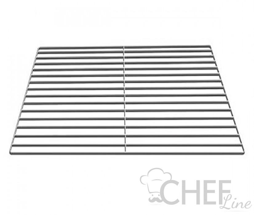 Grille en acier inoxydable 600 x 800 mm
