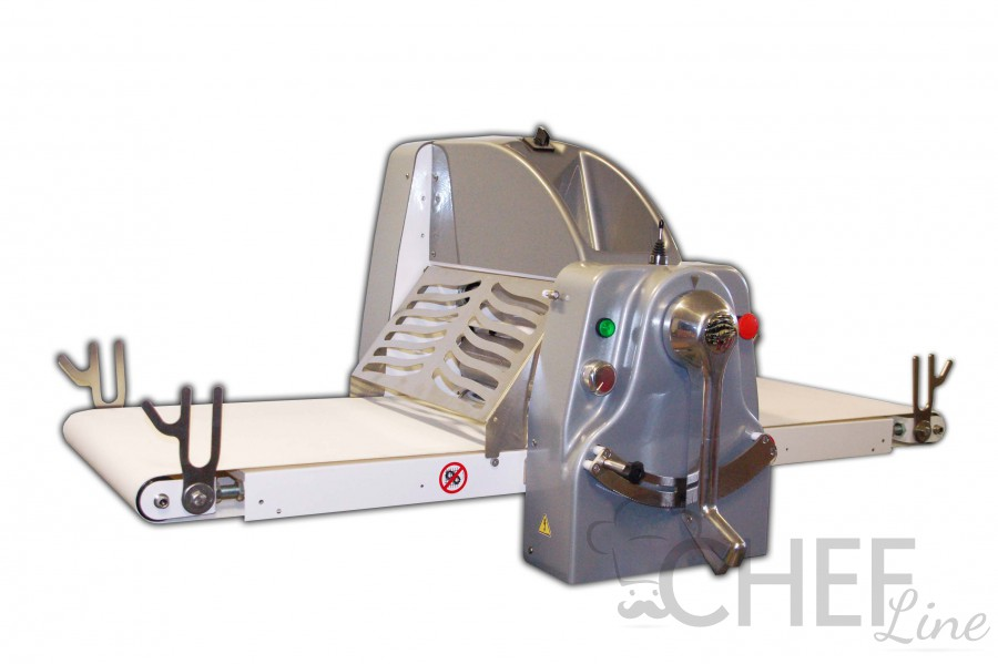 Dough Sheeter With Conveyor Belt