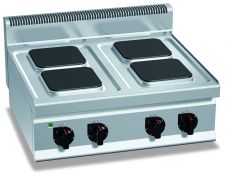 Industrial Electric Range CHEX7PQ4B