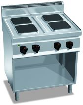 Industrial Electric Range CHEX7PQ4M