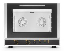 Commercial Electric Bakery Convection Oven 4 60x40 cm Trays With Grill And Humidifier - Manual