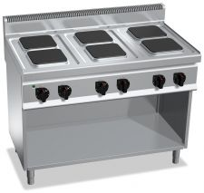 Industrial Electric Range CHEX7PQ6M