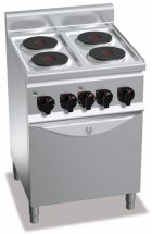 Industrial Electric Range CHEX6P4+FE1