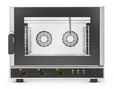 Commercial Electric Manual Convection Oven For Restaurants 4 Trays CHF411ALUD