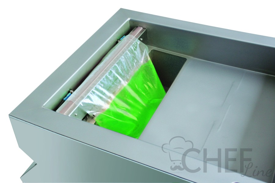Liquid Packaging Chamber For Square 400 Vacuum Packaging Machine