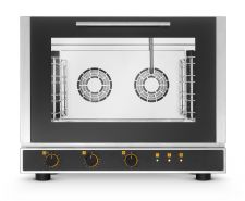 Commercial Electric Manual Convection Oven For Restaurants 4 Trays CHF411UD