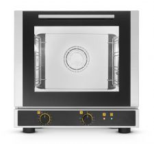 Commercial Convection Electric Mini Oven 4 42,9x34,5 cm trays - Manual