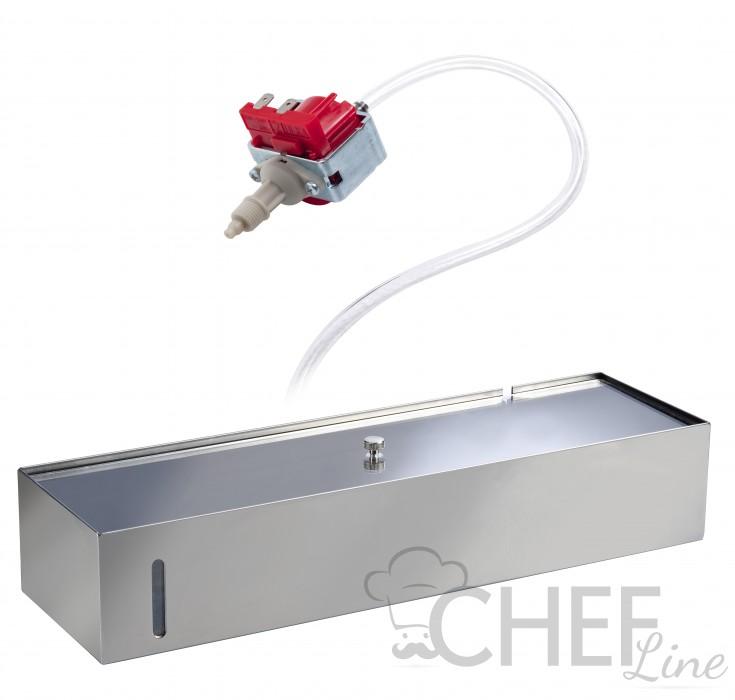 Kit réservoir 7 litres + pompe avec tuyau et filtre