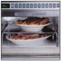 Shelf For Commercial Microwaves Ovens Dec Series