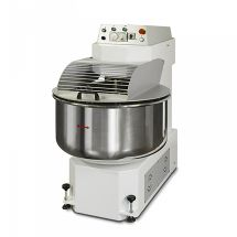 2-Motor Commercial Spiral Dough Mixer 120 kg